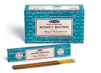 Satya - Money Matrix Incense Sticks