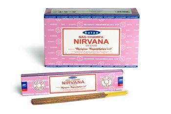 Satya - Nirvana Incense Sticks