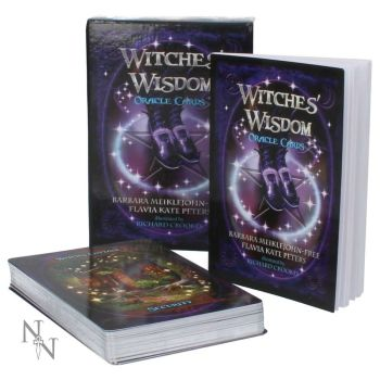 Witches Wisdom Oracle Cards