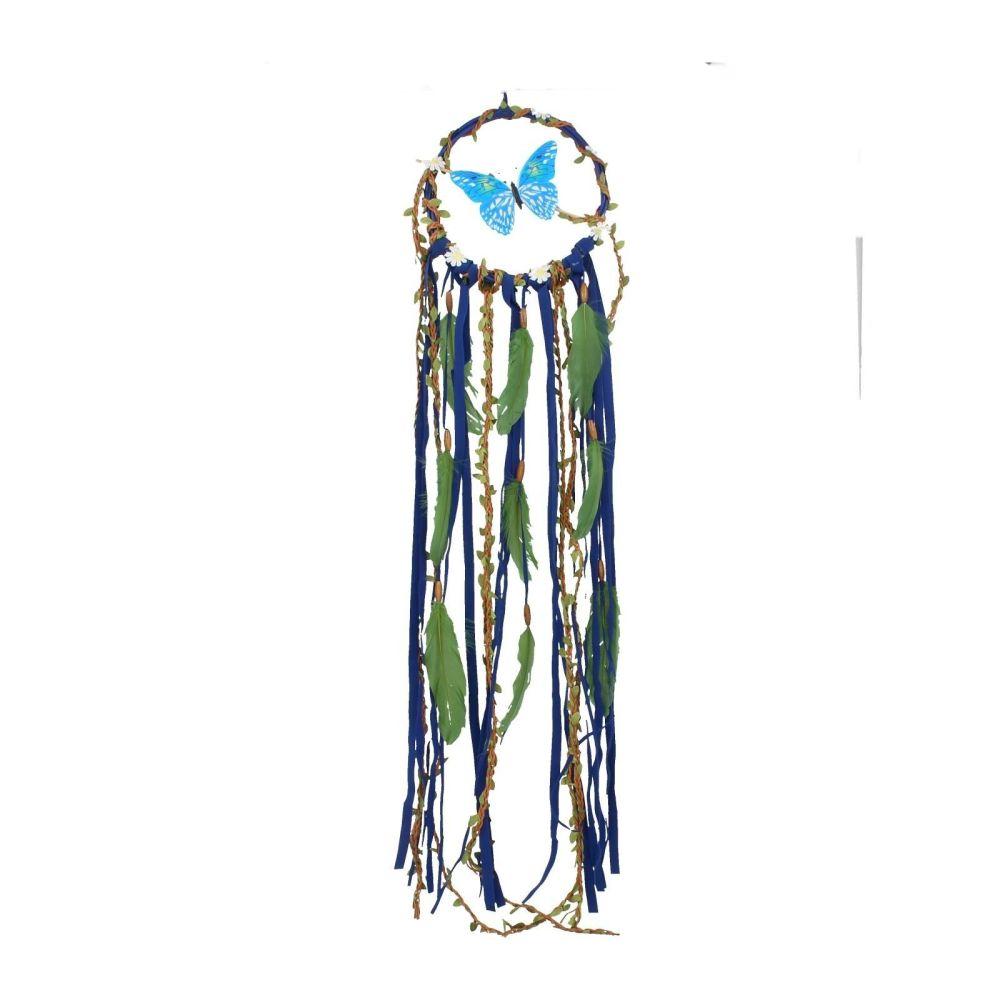 Butterfly Dreamcatcher - Blue