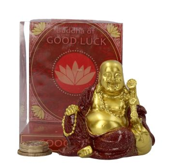 Buddha of Good Luck - Money Box