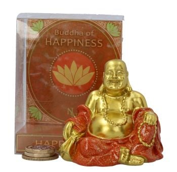 Buddha of Good Happiness - Money Box