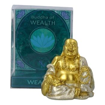 Buddha of Wealth - Money Box