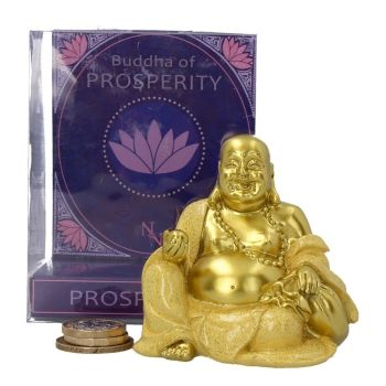 Buddha of Prosperity - Money Box