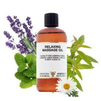 Massage Oil - Relaxing - 100ml
