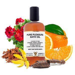 Bath Oil - Pure Pleasure - 100ml