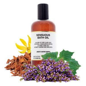 Bath Oil - Sensuous - 100ml