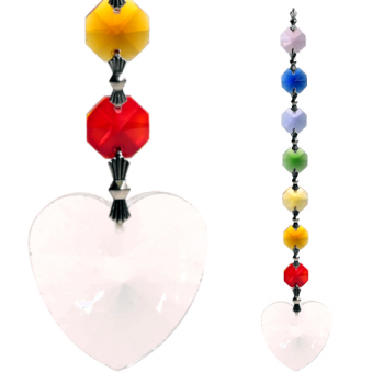 Crystal Chakra String: Metta Feng-Shui