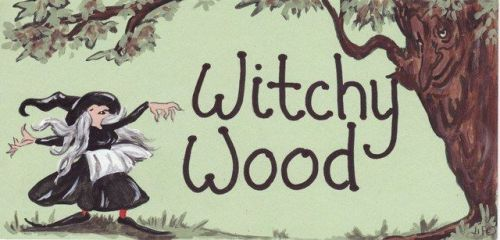 Witchy Sign - Witchy Wood