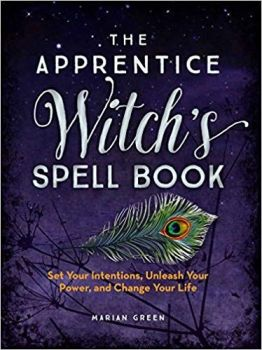 The Apprentice Witches Spell Book