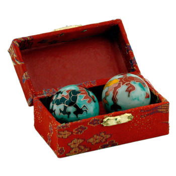 Health Balls - Dragon and Phoenix 3.5cm