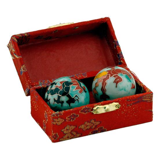 Health Balls - Dragon and Phoenix