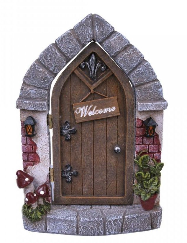 Welcome Home Fairy Door