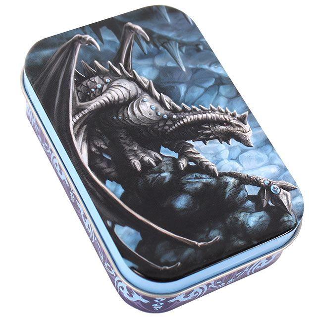 Age of Dragons Storage Tin - Rock Dragon