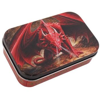 Dragons Lair Storage Tin - Anne Stokes