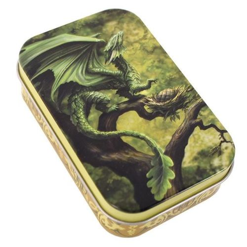 Age of Dragons Storage Tin - Forest Dragon