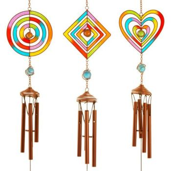 Colourful Wind Chime