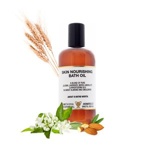 Bath Oil - Skin Nourishing - 100ml