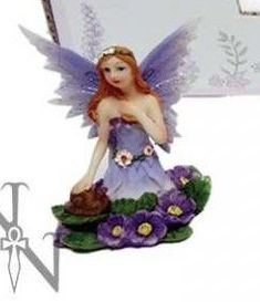 Fairy Friends - Lilac
