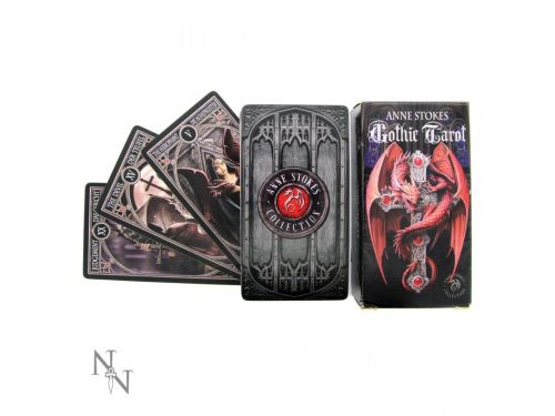 Anne Stokes GothicTarot Cards