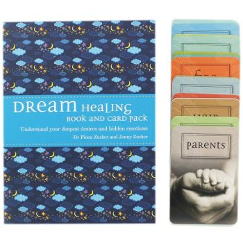 Dream Healing Book and Cards Pack
