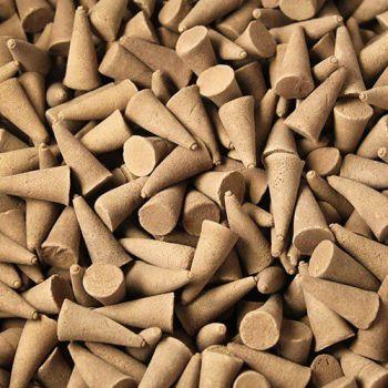 Ancient Wisdom - Amber Loose Incense Cones