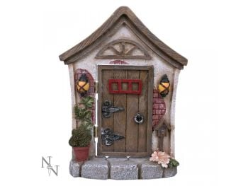 Fairy Door - Delicate Lodgings 18cm