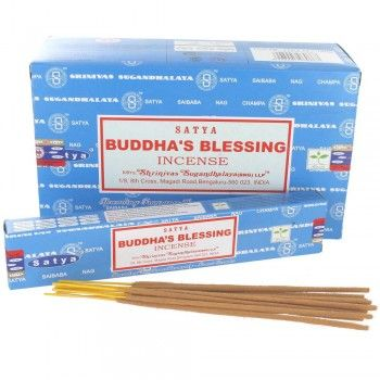 Satya - Buddha's Blessing Incense Sticks