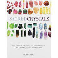 Sacred Crystals by Hazel Raven