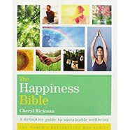 The Happiness Bible by Cheryl Hickman