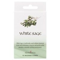 Elements Incense Cones - White Sage