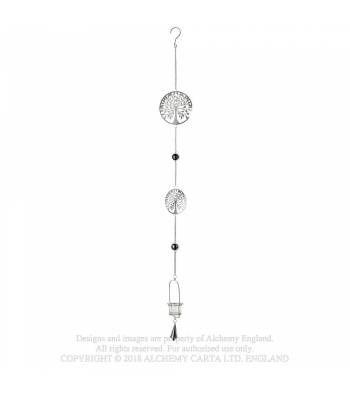 Tree of Life Hanging T-Light Holder