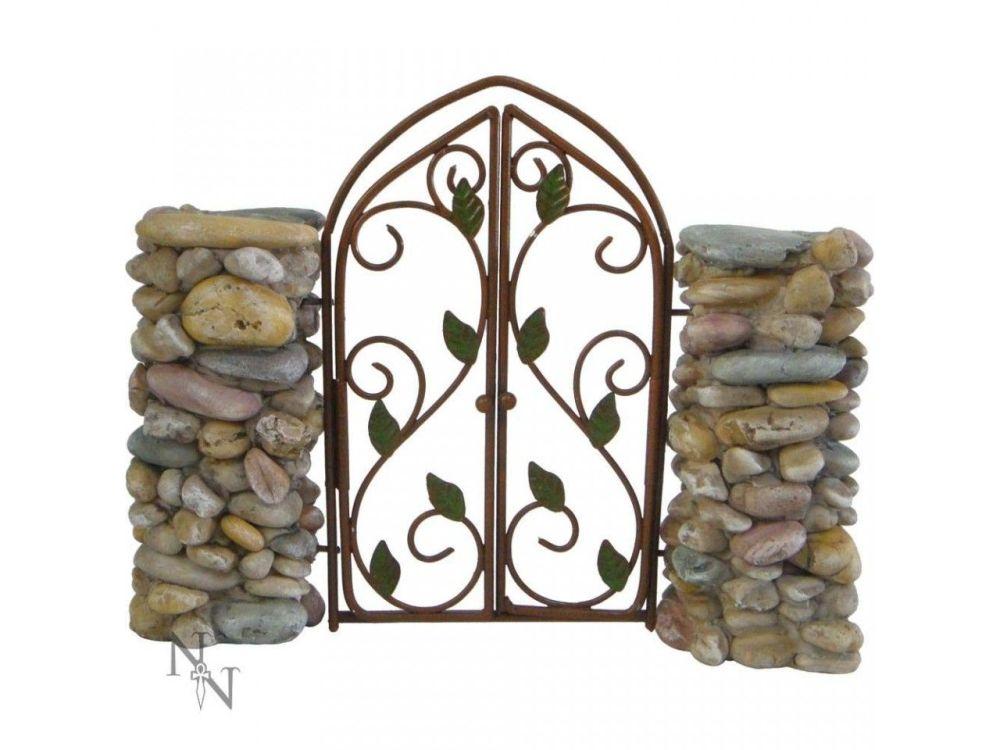 Secret Garden - Gate and Posts