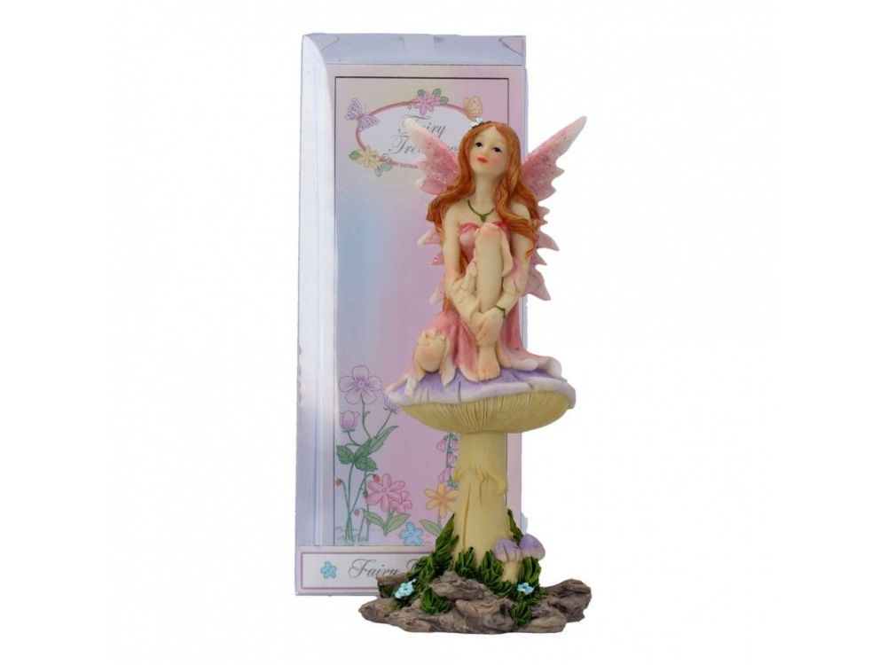 Fairy Gazer - Pink 15.5cm