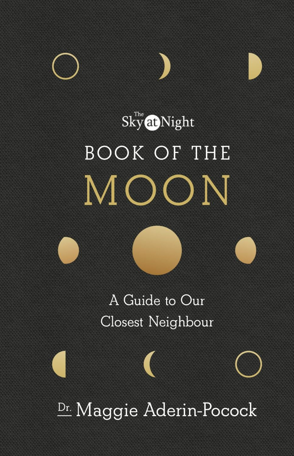 Book of the Moon by Maggie Aderin-Pocock