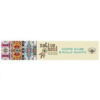 Native Soul White Sage & Palo Santo