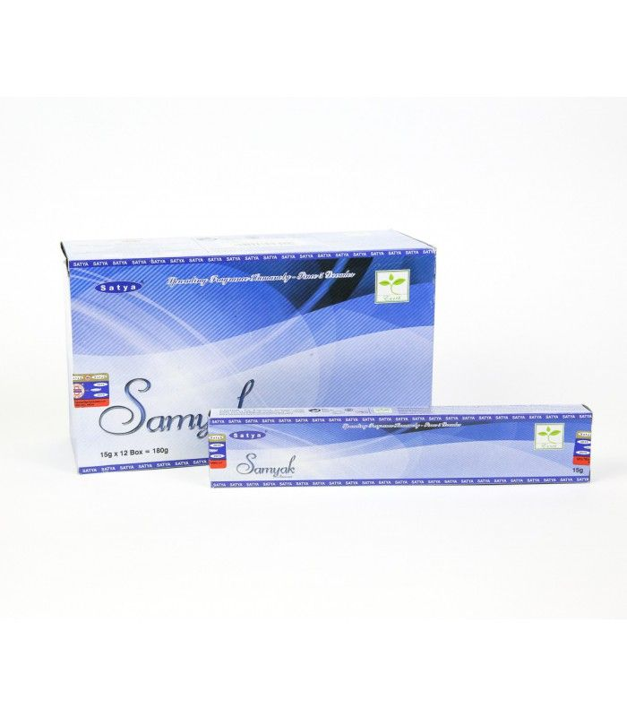 Satya - Samyak Incense Sticks