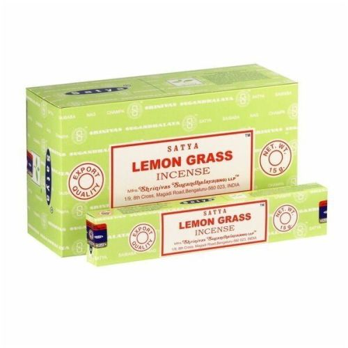 Satya - Lemon Grass Incense Sticks