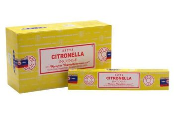 Satya - Citronella Incense Sticks