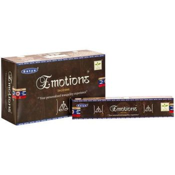 Satya - Emotions Incense Sticks
