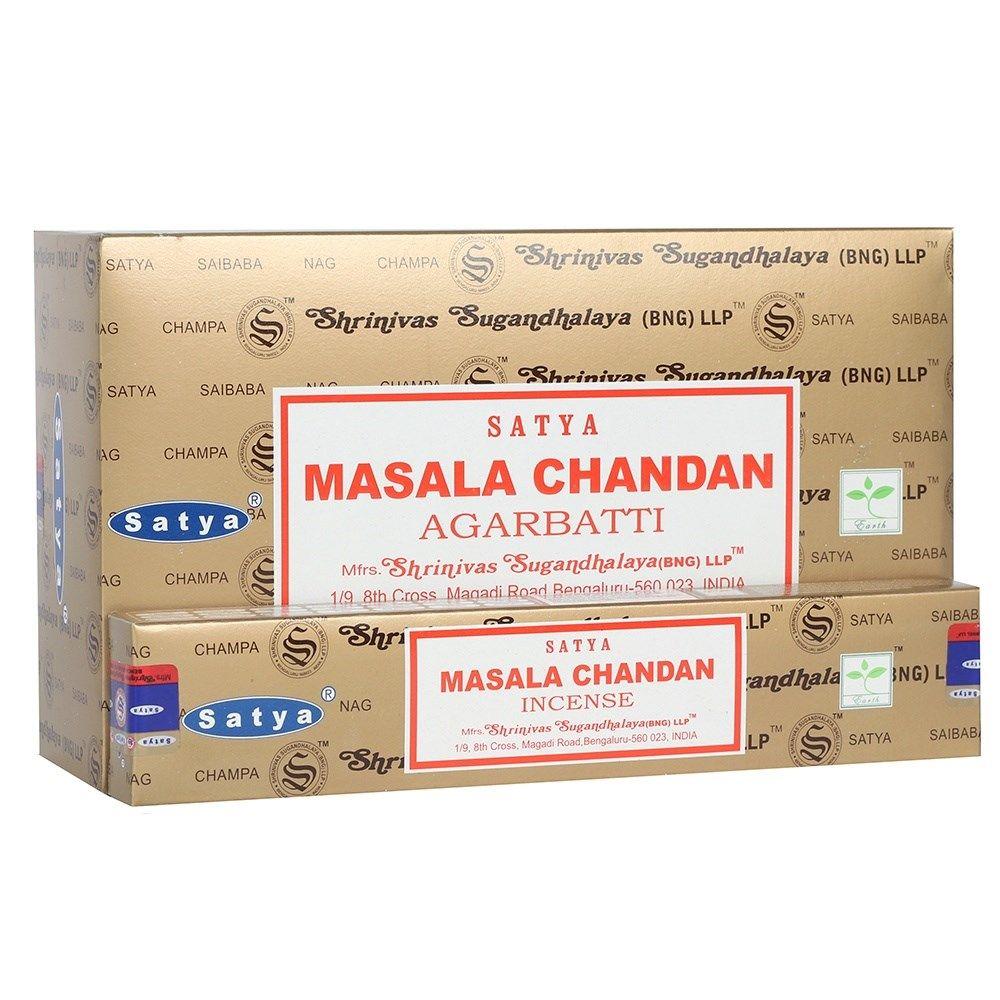 Satya - Masala Chandan Incense Sticks