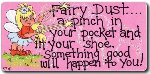 Magnet - Fairy Dust...