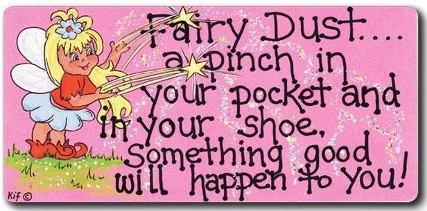 Magnet - Fairy Dust...