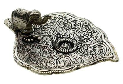 Incense Holder for Sticks and Cones - Elephant