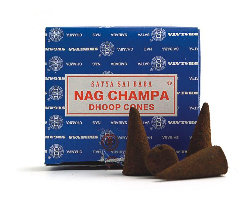 Satya - Nag Champa Cones