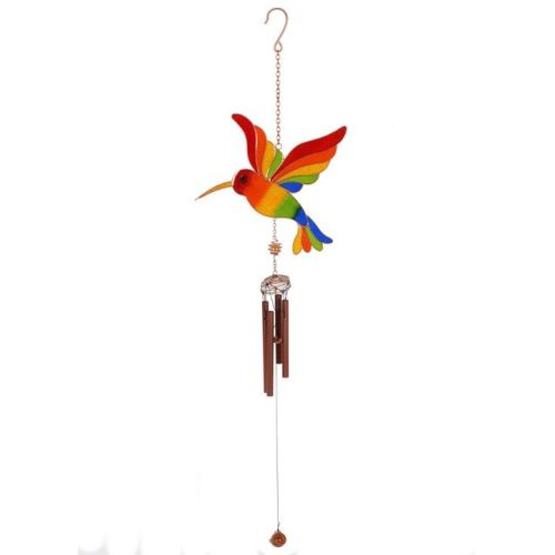 Rainbow Hummingbird Windchime
