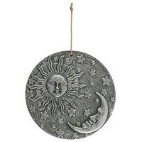 Sun and Moon Plaque - Large
