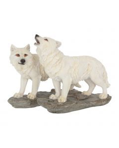 Wolf - The Watchers - Prowling Wolf - 15.6cm