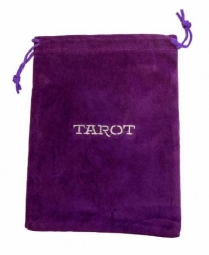 Tarot Bag - 'Tarot' - 15cm x 20cm