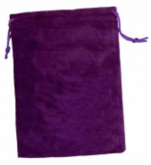 Tarot Bag - Purple - 15cm x 20cm